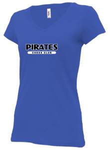 Junior Girls Notus High School Pirates Shirts