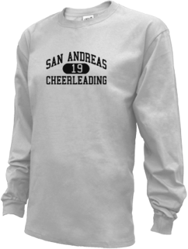 Kids San Andreas High School Lions Apparel