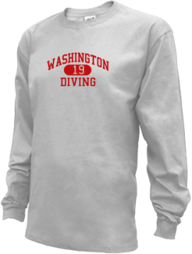 Kids Washington High School Generals Apparel