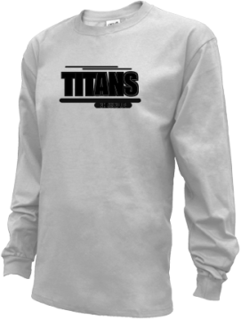 Kids Illinois Math And Science Academy High School Titans Apparel
