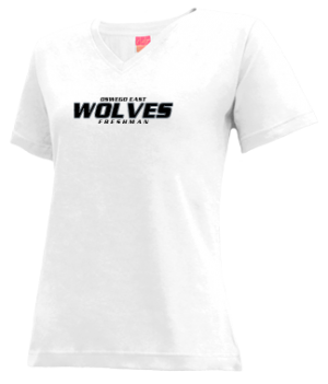 Women's Oswego East High School Wolves Apparel