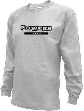 Kids Powers High School Cruisers Apparel