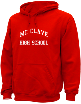 Men's Mc Clave High School Cardinals Apparel