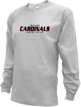 Kids Mc Clave High School Cardinals Apparel