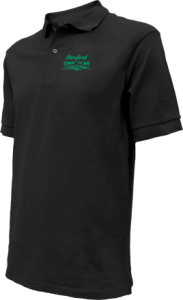 Men's Sanford High School Indians Embroidered Polo Shirts