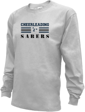 Kids Manistee Catholic Central High School Sabers Apparel