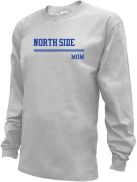 Kids North Side High School Indians Apparel