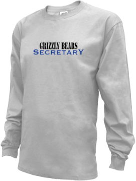 Kids Charlotte A. Mitchell High School Grizzly Bears Apparel