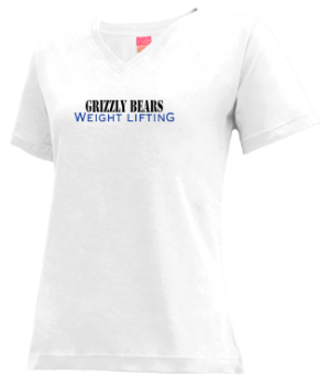 Women's Charlotte A. Mitchell High School Grizzly Bears Apparel