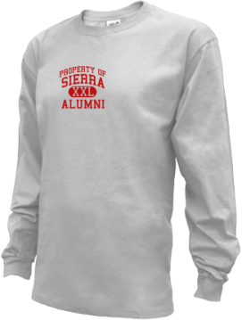 Kids Sierra High School Spartans Apparel