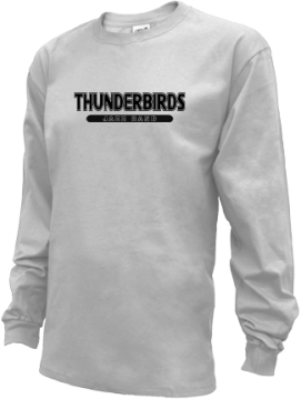Kids Eastern Greene High School Thunderbirds Apparel