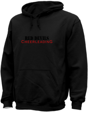 Men's East Corinth Academy High School Red Devils Apparel