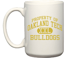 Women's Bulldogs Coffee Mugs (15oz)