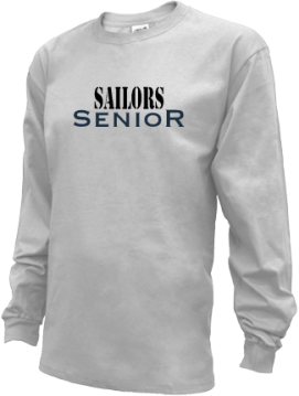 Kids Mona Shores High School Sailors Apparel