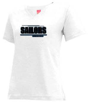 Women's Mona Shores High School Sailors Apparel