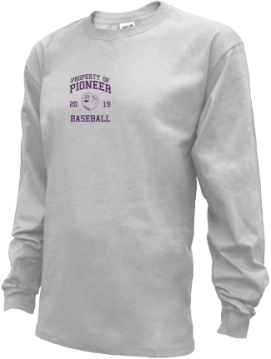 Kids Pioneer High School Pioneers Apparel