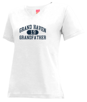 Women's Grand Haven High School Buccaneers Apparel