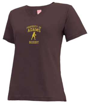 Women's Adams High School Highlanders Apparel
