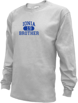 Kids Ionia High School Bulldogs Apparel