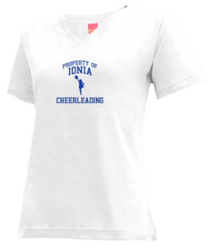Women's Ionia High School Bulldogs Apparel