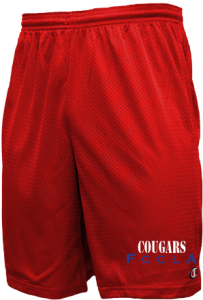 Women's Craig Middle School Cougars  Mesh Shorts