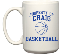 Craig Middle School Cougars Mugs & Bottles
