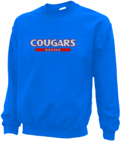 Women's Craig Middle School Cougars  Sweatshirts