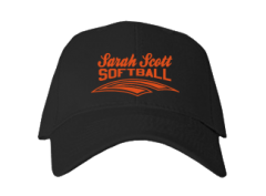 Sarah Scott Middle School Scotties Embroidered Baseball Caps