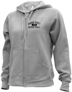Women's Sarah Scott Middle School Scotties  Zip-up Hoodies