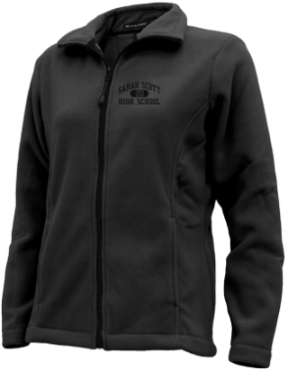 Women's Scotties Embroidered Fleece Jackets