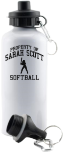 Sarah Scott Middle School Scotties Aluminum Water Bottles