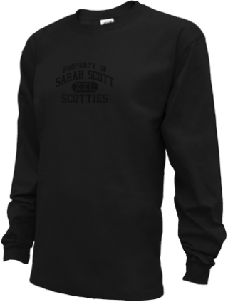 Kids Scotties Long Sleeve Youth Shirts
