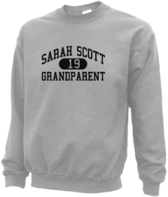 Women's Sarah Scott Middle School Scotties  Sweatshirts