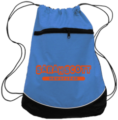 Sarah Scott Middle School Scotties Drawstring Back Packs