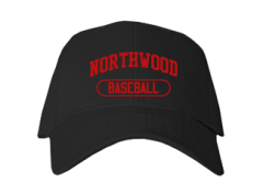 Northwood Middle School Panthers Embroidered Baseball Caps
