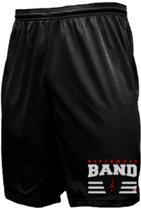 Men's Northwood Middle School Panthers  Mesh Shorts
