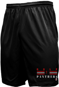 Women's Northwood Middle School Panthers  Mesh Shorts