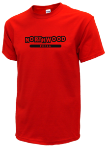 Men's Northwood Middle School Panthers Shirts