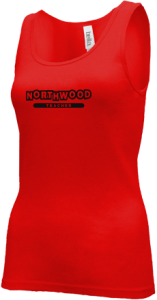 Junior Girls Northwood Middle School Panthers  Tank Tops
