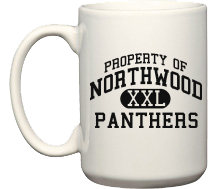 Women's Panthers Coffee Mugs (15oz)