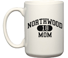 Northwood Middle School Panthers Coffee Mugs (15oz)