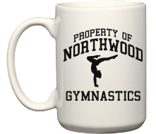 Women's Northwood Middle School Panthers Coffee Mugs (15oz)