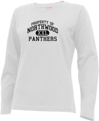 Women's Panthers Long Sleeve T-shirts