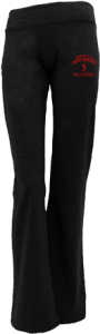 Junior Girls Northwood Middle School Panthers  Yoga Pants