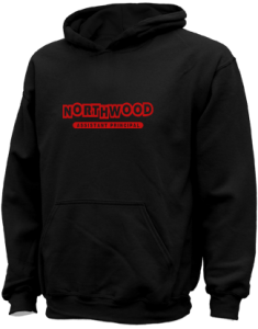 Kids Northwood Middle School Panthers  Hooded Sweatshirts