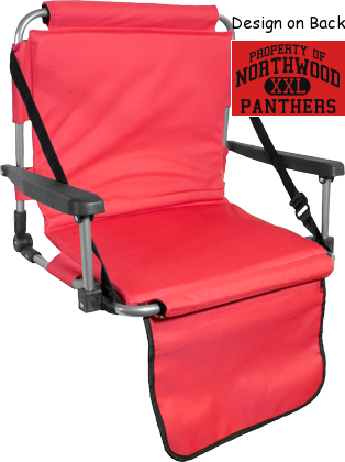 Women's Panthers  Structured Stadium Seats