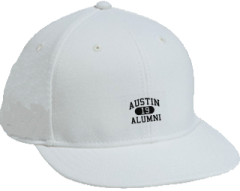 Austin Middle School Eagles Embroidered Flat Bill Caps