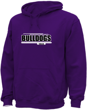 Men's Brownsburg East Middle School Bulldogs Apparel