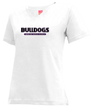 Women's Brownsburg East Middle School Bulldogs Apparel