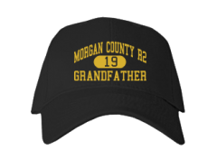 Women's Morgan County R2 Middle School Tigers Embroidered Baseball Caps
